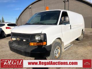 Used 2010 Chevrolet G3500 Vans Express for sale in Calgary, AB
