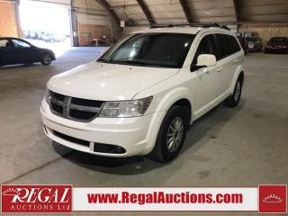 Used 2009 Dodge Journey SXT for sale in Calgary, AB