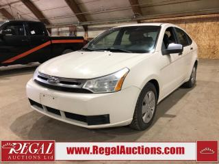 Used 2009 Ford Focus SE for sale in Calgary, AB