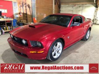 Used 2009 Ford Mustang GT 45th Anniversary for sale in Calgary, AB