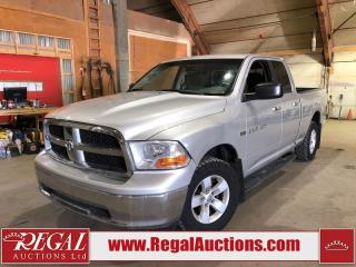 Used 2011 RAM 1500 SLT for sale in Calgary, AB
