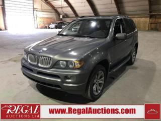 Used 2006 BMW X5 for sale in Calgary, AB