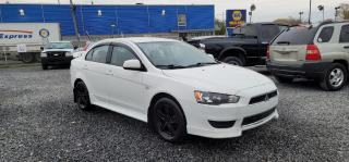 Used 2013 Mitsubishi Lancer FULL EQUIP GARANTIE 1 ANS for sale in Pointe-aux-Trembles, QC