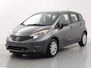 Used 2016 Nissan Versa Note SV Bluetooth, Back up camera, No accidents for sale in Winnipeg, MB