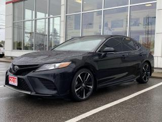 Used 2018 Toyota Camry XSE-XTRA WARRANTY-100,000 KMS! for sale in Cobourg, ON