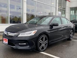 Used 2016 Honda Accord Touring TOURING! for sale in Cobourg, ON