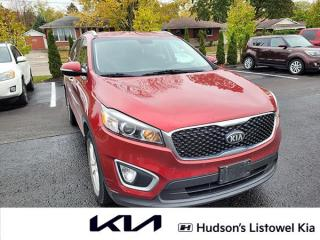Used 2017 Kia Sorento 2.0L LX Turbo AWD | One Owner | Rear Camera | Heated Frotn Seats for sale in Listowel, ON