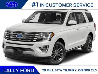 New 2021 Ford Expedition Limited  for sale in Tilbury, ON