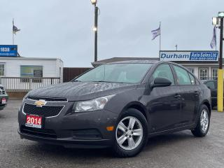 Used 2014 Chevrolet Cruze 2LS for sale in Whitby, ON