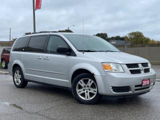 Used 2010 Dodge Grand Caravan SE - REAR CAMERA - ALLOYS - BLUETOOTH for sale in Mississauga, ON