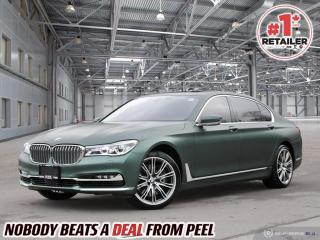 Used 2016 BMW 750 Li xDrive for sale in Mississauga, ON