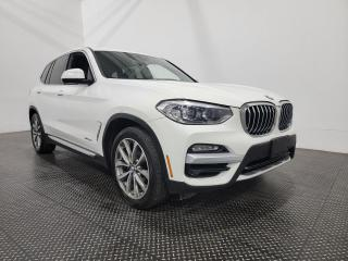 Used 2018 BMW X3 XDrive30i- CUIR-AWD for sale in Laval, QC
