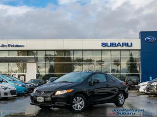 Used 2012 Honda Civic LX (A5) for sale in Port Coquitlam, BC