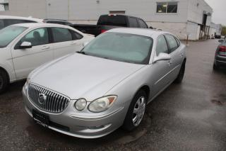 Used 2009 Buick Allure 3.8L CXL for sale in Whitby, ON
