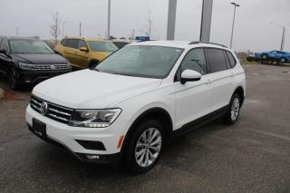Used 2018 Volkswagen Tiguan 2.0L Trendline for sale in Whitby, ON