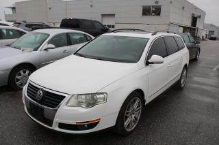 Used 2008 Volkswagen Passat Wagon 2.0L Lux for sale in Whitby, ON