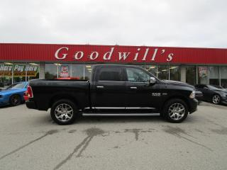 Used 2018 RAM 1500 LIMITED! MOONROOF! NAV! for sale in Aylmer, ON