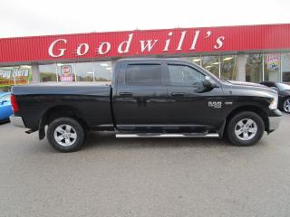 Used 2019 RAM 1500 Classic 6.4 BOX! CLEAN CARFAX! REMOTE START! for sale in Aylmer, ON