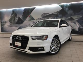 Used 2016 Audi A4 2.0T Komfort Plus + Parking | Sunroof | Cruise for sale in Whitby, ON