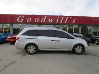 Used 2012 Honda Odyssey LX! 7 PASS! for sale in Aylmer, ON