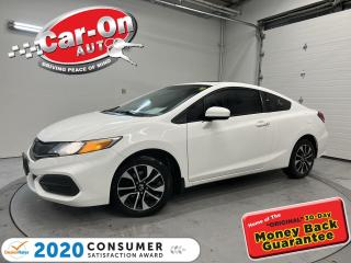 Used 2015 Honda Civic EX | NEW ARRIVAL | SUNROOF | LANEWATCH | REAR CAM for sale in Ottawa, ON
