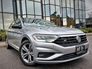 Used 2020 Volkswagen Jetta R-LINE|AUTO|SUNROOF|HEATED SEATS|ALLOYS|AMBIENT for sale in Brampton, ON