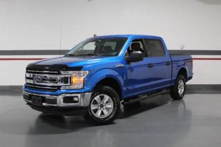 Used 2020 Ford F-150 XLT SUPERCREW I NO ACCIDENTS I REAR CAM I CARPLAY I ECOBOOST for sale in Mississauga, ON