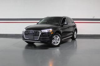 Used 2018 Audi Q5 NO ACCIDENT I REAR CAM I CARPLAY I PUSH START I HEATED SEATS for sale in Mississauga, ON