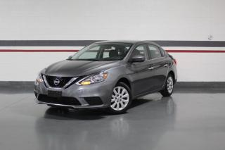 Used 2016 Nissan Sentra POWER OPTIONS I KEYLESS ENTRY I CRUISE CONTROL I BLUETOOTH for sale in Mississauga, ON