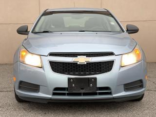 Used 2012 Chevrolet Cruze 4dr Sdn LS+ w/1SB for sale in Brampton, ON