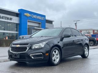 Used 2016 Chevrolet Cruze LT for sale in Brampton, ON