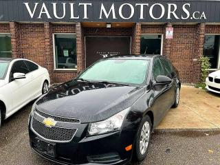 Used 2013 Chevrolet Cruze 4dr Sdn LS w/1SB for sale in Brampton, ON