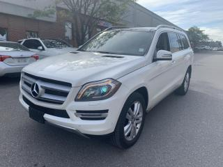 Used 2013 Mercedes-Benz GL-Class 4MATIC 4dr GL350 BlueTEC, NAVIGATION, DVD, for sale in North York, ON