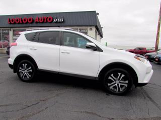 Used 2017 Toyota RAV4 LE AWD 2.5L Camera Bluetooth No Accident Certified for sale in Milton, ON