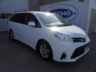Used 2020 Toyota Sienna LE 8-Passenger Heated Seats |  Bluetooth for sale in Kitchener, ON