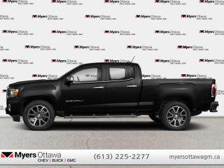 New 2022 GMC Canyon for sale in Ottawa, ON