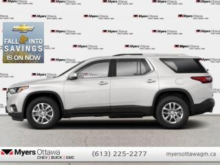 Used 2021 Chevrolet Traverse for sale in Ottawa, ON