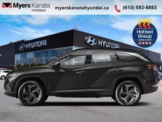 New 2022 Hyundai Tucson Hybrid Ultimate  - $307 B/W for sale in Kanata, ON