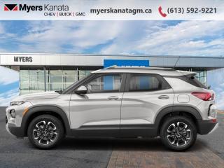 New 2022 Chevrolet TrailBlazer LS  - Apple CarPlay for sale in Kanata, ON