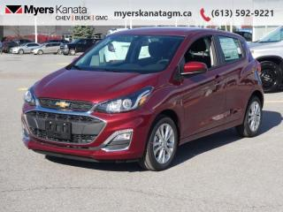 New 2022 Chevrolet Spark LT  - Aluminum Wheels -  Cruise Control for sale in Kanata, ON