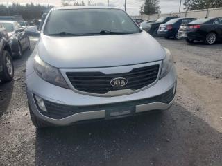Used 2011 Kia Sportage LX FWD for sale in Stittsville, ON