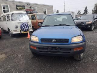 Used 1997 Toyota RAV4 4-Door 4WD for sale in Stittsville, ON
