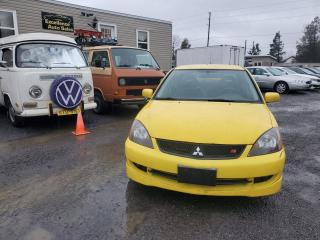 Used 2006 Mitsubishi Lancer RalliArt for sale in Stittsville, ON