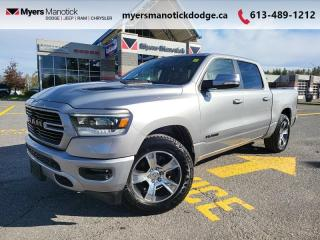 Used 2020 RAM 1500 Sport  -  Android Auto -  Apple CarPlay - $396 B/W for sale in Ottawa, ON