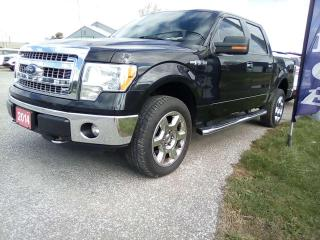 Used 2014 Ford F-150 XL SuperCrew 5.5-ft. Bed 4WD for sale in Leamington, ON