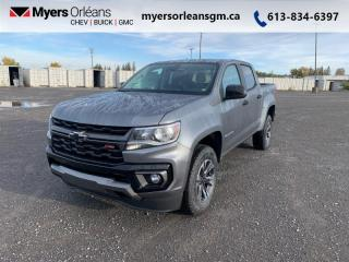 New 2022 Chevrolet Colorado Z71  - Navigation for sale in Orleans, ON