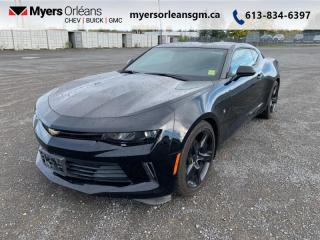 Used 2017 Chevrolet Camaro 1LT  2 sets of tires!! - Low Mileage for sale in Orleans, ON
