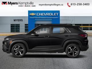 New 2022 Chevrolet TrailBlazer RS for sale in Kemptville, ON