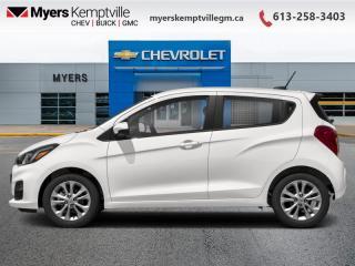 New 2022 Chevrolet Spark LT  - Sport Edition for sale in Kemptville, ON