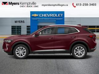 New 2022 Buick Envision Avenir  - Trailer Hitch for sale in Kemptville, ON